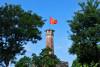 Hà Nội rực rỡ cờ hoa chào mừng Đại hội XIII của Đảng
