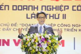 Doanh nghiệp công nghệ cần chủ động tạo ra các sản phẩm mang trí tuệ của người Việt Nam