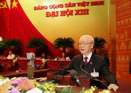 Đại hội XIII của Đảng là sự kiện chính trị trọng đại của Đảng, đất nước và dân tộc