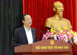 Bộ GDĐT thông tin về kết quả Đại hội đại biểu toàn quốc lần thứ XIII của Đảng