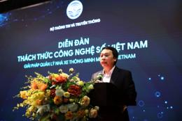 """Diễn đàn """"Thách thức công nghệ số Việt Nam"""" đi tìm lời giải bằng công nghệ số cho các bài toán Việt Nam"""