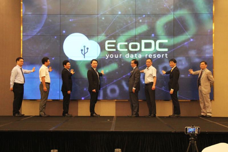Chính thức ra mắt Trung tâm dữ liệu EcoDC đạt 2 chuẩn quốc tế Uptime Tier III