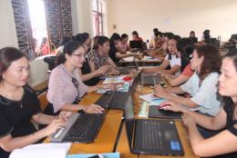 Thực hiện CTGDPT mới: Phát huy vai trò tiên phong của đội ngũ giáo viên cốt cán