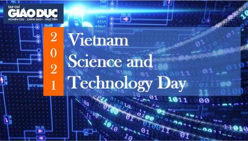Chào mừng ngày Khoa học và Công nghệ Việt Nam (18/5/2021)