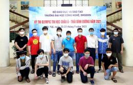 Việt Nam giành thành tích xuất sắc tại Olympic Tin học Châu Á - Thái Bình Dương