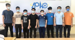 Việt Nam có học sinh đạt điểm cao nhất Olympic Vật lí Châu Á - Thái Bình Dương