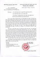 [20/5/2021] Hội đồng Giáo sư nhà nước thông báo về việc bổ sung, cập nhật Phụ lục II, Quyết định số 37/2018/QĐ-TTg