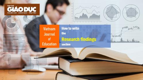Kỹ năng viết bài báo khoa học: Cấu trúc và một số lưu ý khi viết phần Kết quả nghiên cứu (Research findings)