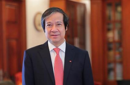 Bộ trưởng Bộ Giáo dục và Đào tạo Nguyễn Kim Sơn trúng cử Đại biểu Quốc hội khóa XV