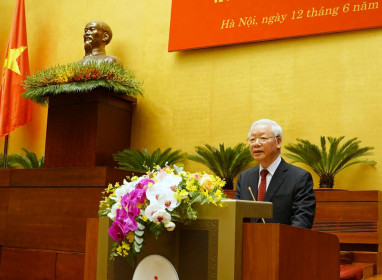 Ra sức học tập, nỗ lực phấn đấu và rèn luyện, không ngừng làm theo tư tưởng, đạo đức và phong cách của Chủ tịch Hồ Chí Minh