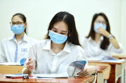Bộ GDĐT hướng dẫn tổ chức thi tốt nghiệp THPT trong bối cảnh dịch Covid-19