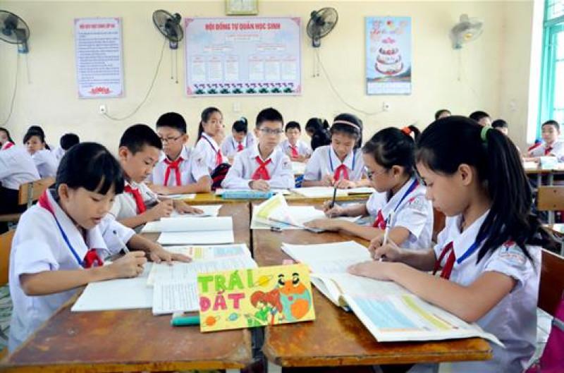 Hướng dẫn triển khai chương trình giáo dục trung học năm học 2021-2022