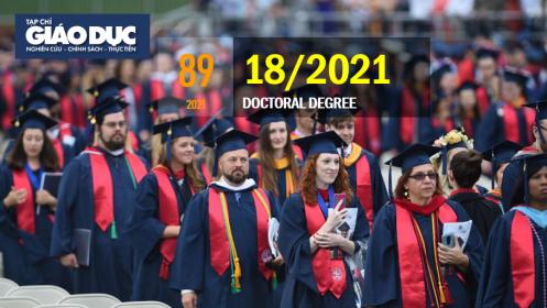 Thông tư 18 ban hành Quy chế đào tạo tiến sĩ năm 2021: cơ hội và thách thức