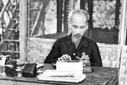 """Học và làm theo tư tưởng, phong cách """"nêu gương"""" của Chủ tịch Hồ Chí Minh"""