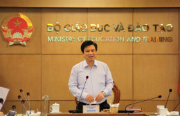 Tập huấn xây dựng kế hoạch trường học và quản trị cơ sở vật chất triển khai chương trình mới