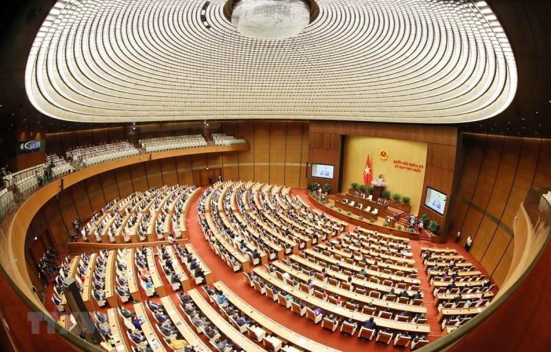 Thông cáo báo chí về kết quả Kỳ họp thứ nhất, Quốc hội XV