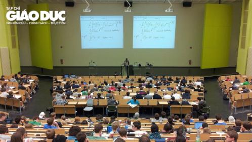 Giáo dục đại học toàn cầu phản chiếu trong VES 2021