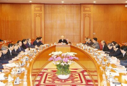 Trọng trách phát triển tư tưởng, lý luận của Việt Nam hiện nay